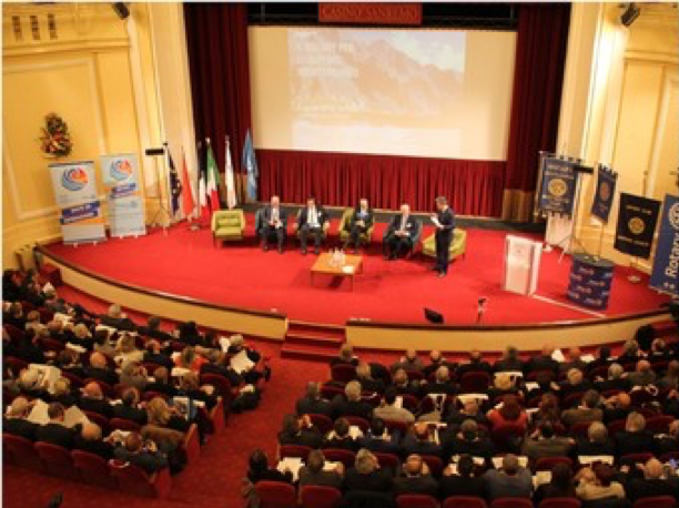 6 Aprile – Il Rotary Per Le Alpi Del Mediterraneo