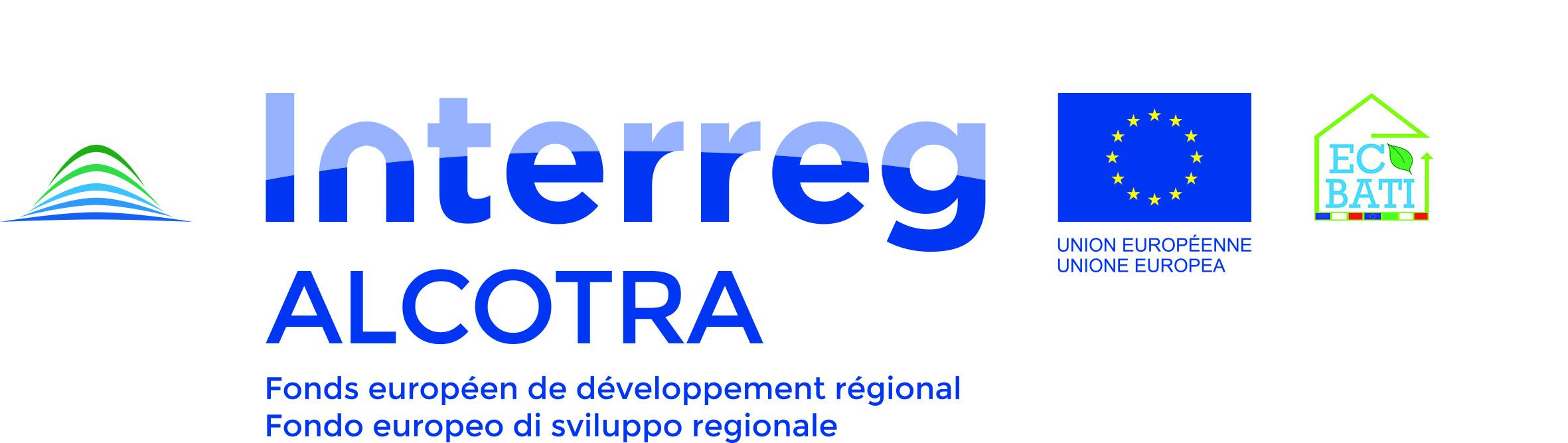 PC Interreg V-A Italia – Francia ALCOTRA 2014-2020 – Progetto ECO-BATI